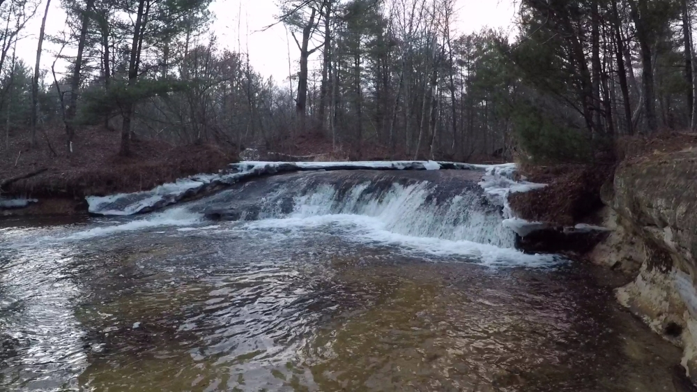 real trout falls