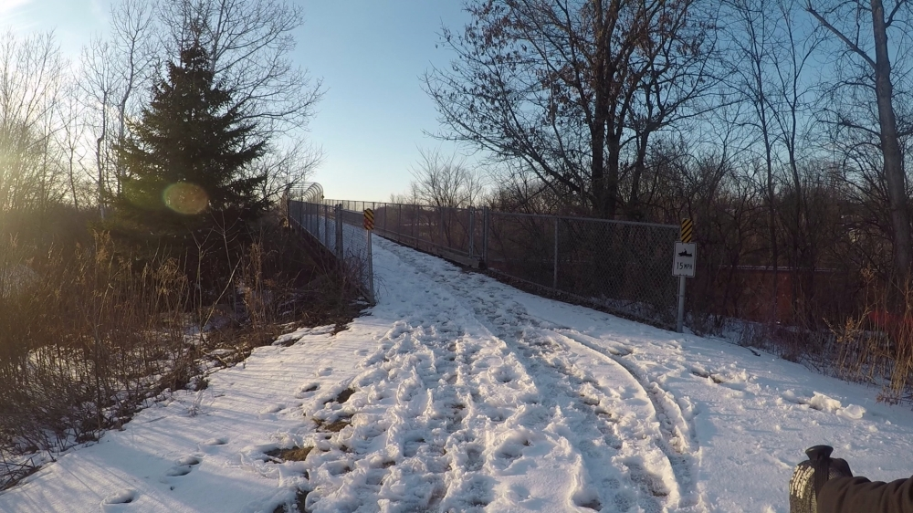 great trail begins