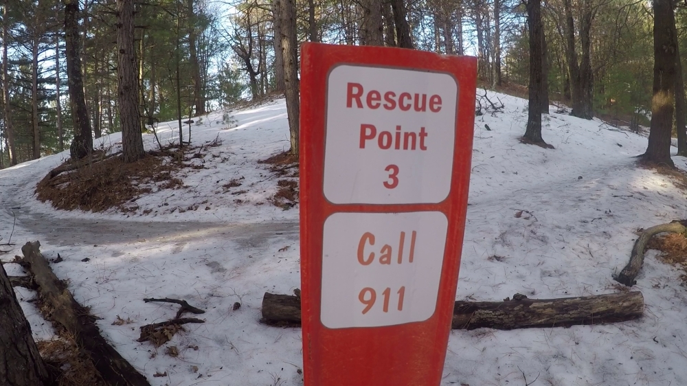 Rescue point