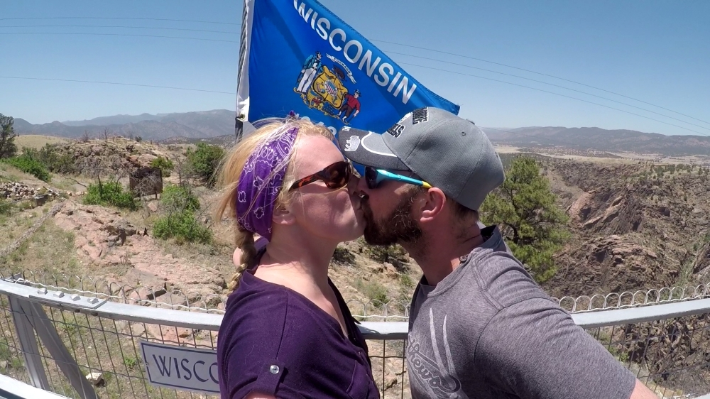 Royal Gorge Kiss